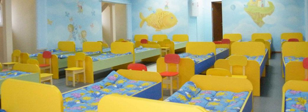 І спальня, й ігрова – частині львівських дошкільнят зменшать площу груп
