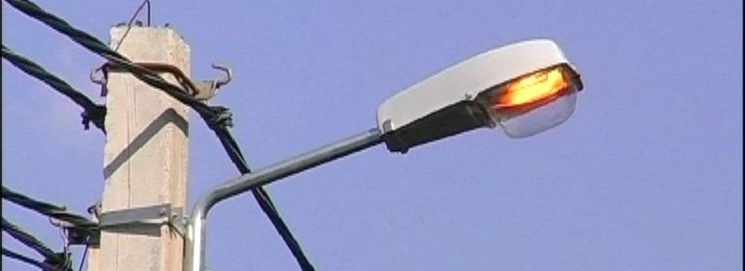 Буде світло: у Львові роблять освітлення в'їзду у місто