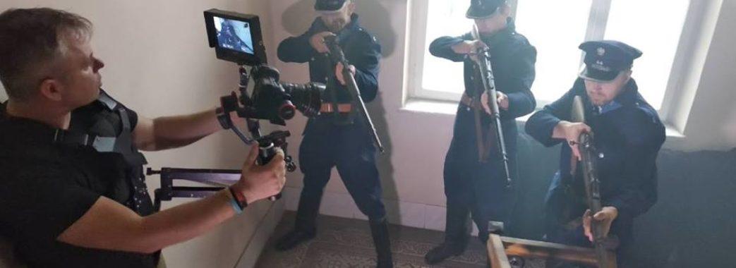"""""""Незламні"""": як у Городку знімають історичний фільм…"""