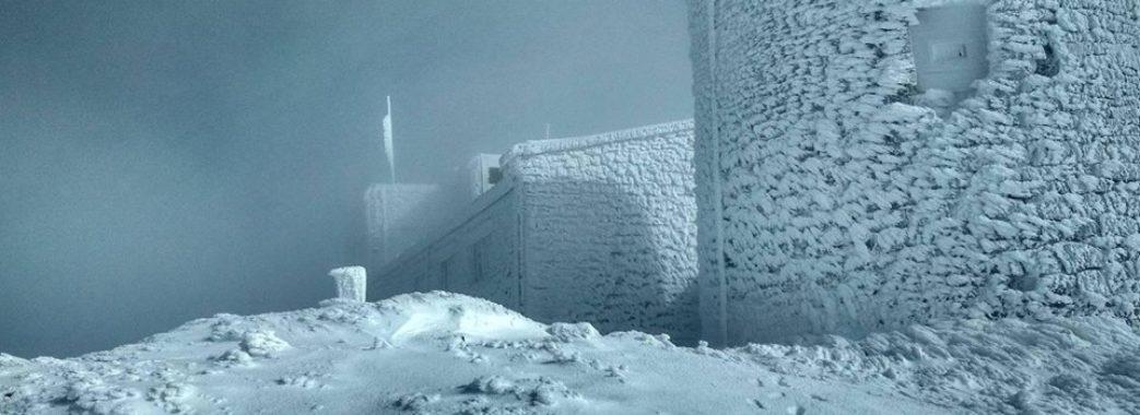 У Карпатах – півметра снігу