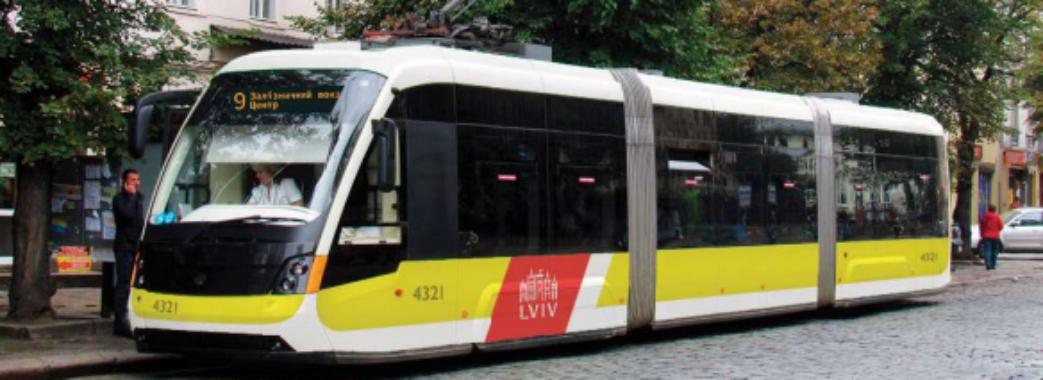 Трамваї – із червоним, тролейбуси – із синім. Яким буде львівський транспорт