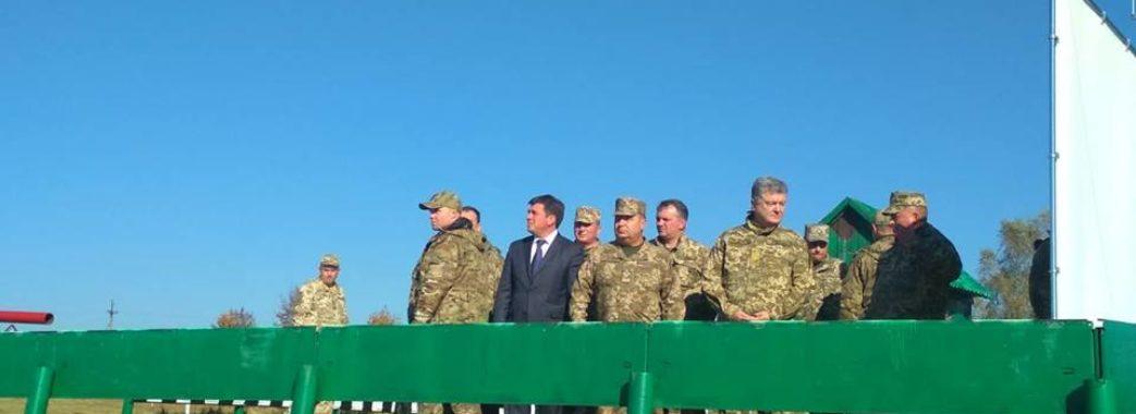 Що Порошенко дивився на Львівщині (відео)
