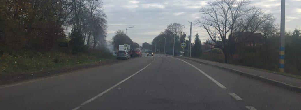Львів-Шегині розблокована, починають ремонт дороги