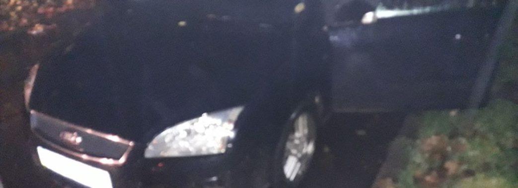 Львів'янин застрелився у власній автівці