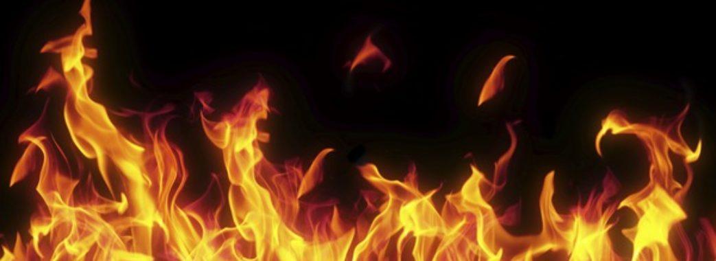 На Львівщині внаслідок пожежі загинув чоловік