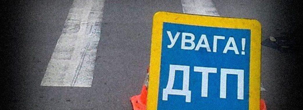 На Львівщині п'яний водій в'їхав у електроопору