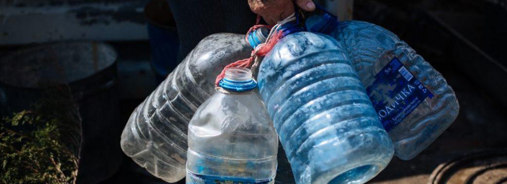 Дубляни: йшов шостий день без води