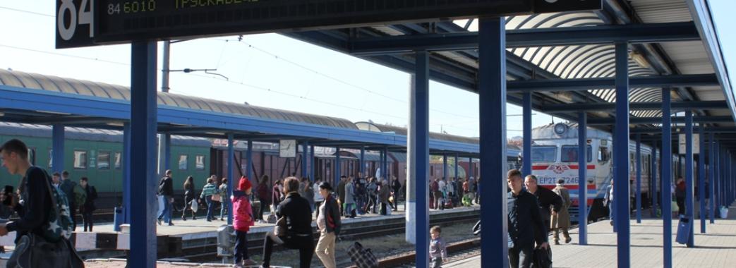 Які поїзди змінюють розклад через перехід на зимовий час