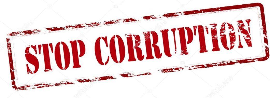 Три великі кроки для подолання корупції
