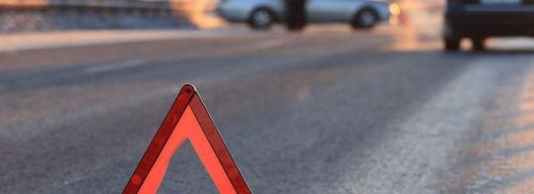 П'яна водійка потрапила у ДТП