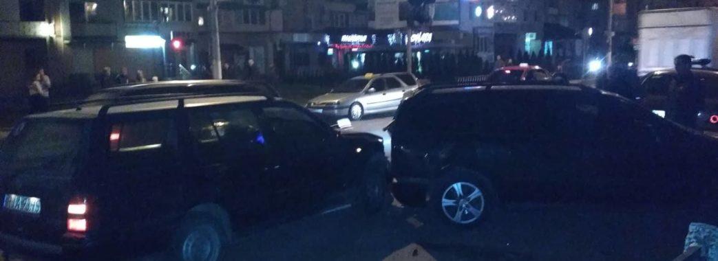 П'яний водій скоїв ДТП у Новояворівську