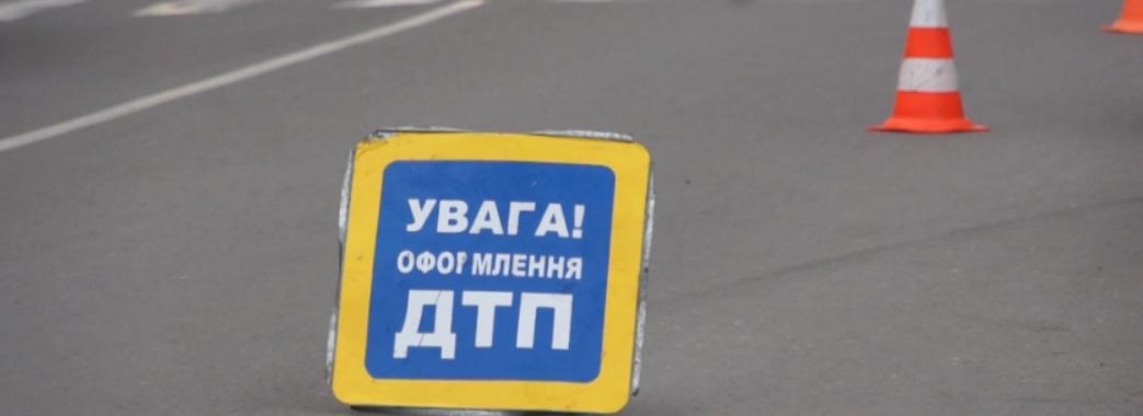 На Львівщині автобус зіткнувся з вантажівкою