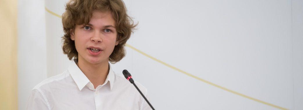 У Міжнародних молодіжних дебатах переміг львів'янин!