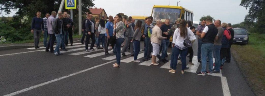 Через блокування Львів-Шегині відкрили кримінальне провадження