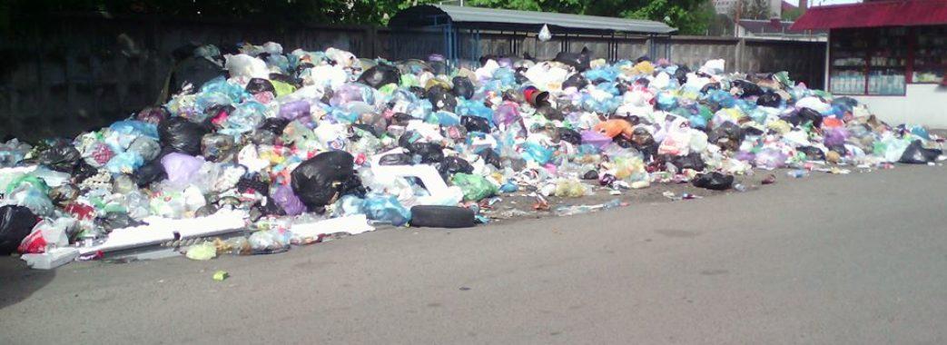 Львівське сміття повезуть на Хмельниччину