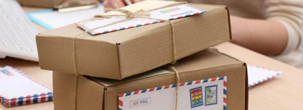 Українцям хочуть ввести ПДВ з іноземних посилок