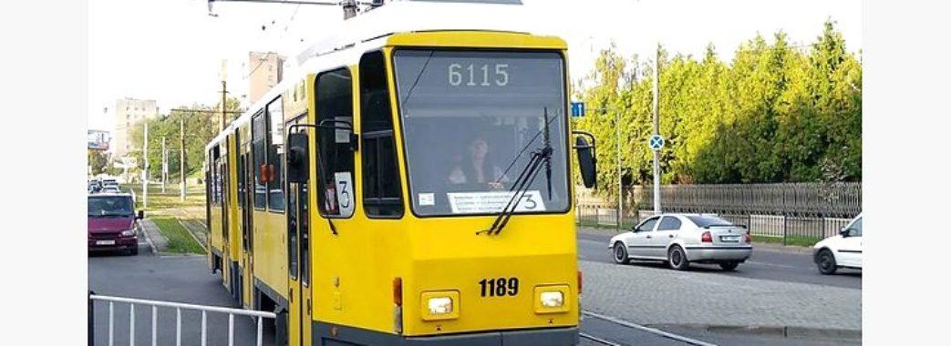 26 берлінських трамваїв вже у Львові