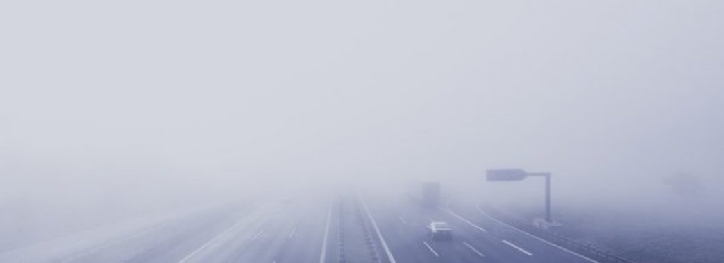 Без опадів, але густий туман – прогноз погоди на найближчі дні