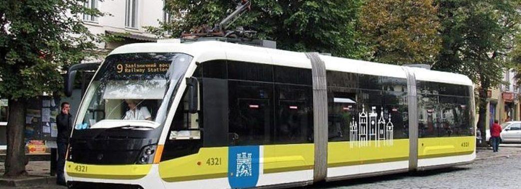 Дизайн львівського громадського транспорту допрацювали