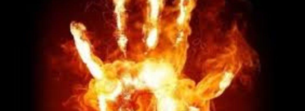 У Солонці загорівся будинок