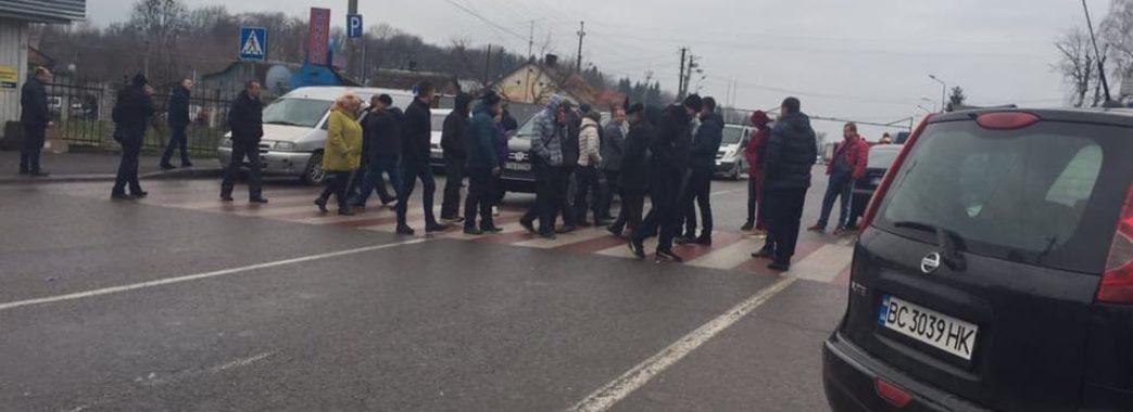 Ситуація на кордонах Львівщини: що відбувається зараз