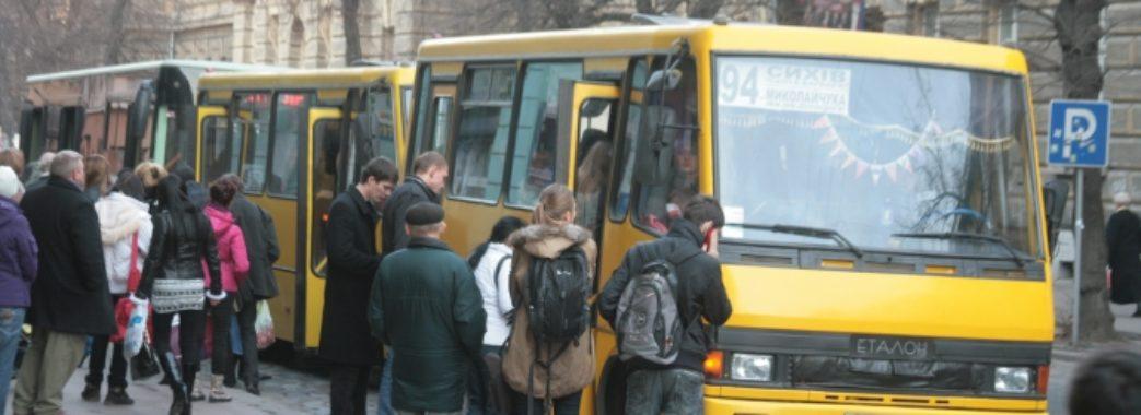 Депутати застерегли мерію щодо підняття тарифу у маршрутках