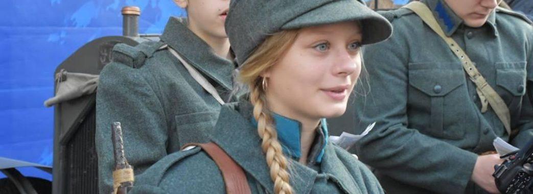 У Львові відтворюють події сторічної давнини