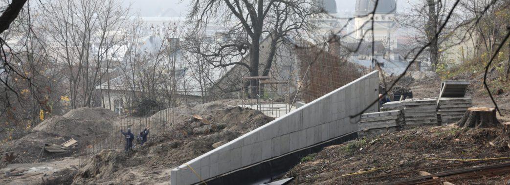 Як у Львові будують Меморіал пам'яті Героїв Небесної Сотні