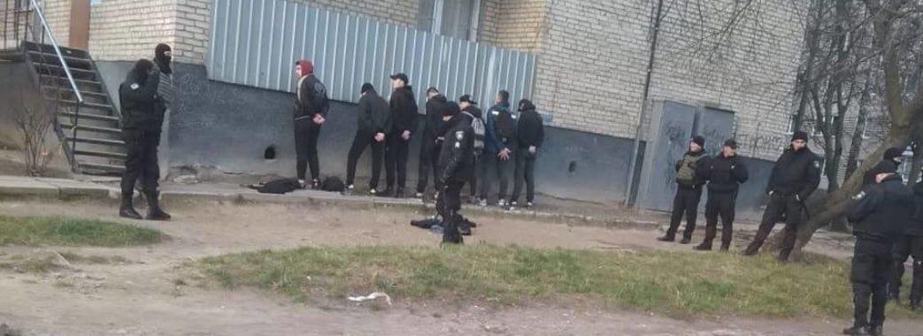 У Львові розгромили ігровий заклад