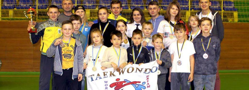 Городоцький спортивний клуб вкотре зайняв призові місця на змаганнях