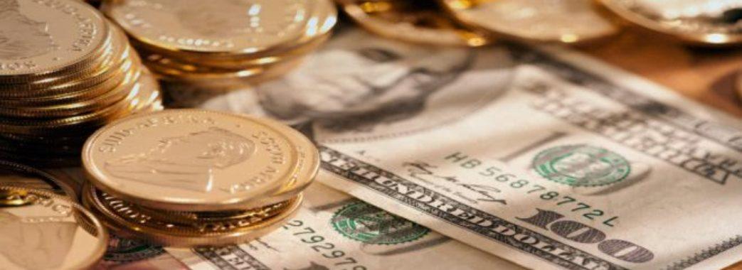 Курси валют: долар здешевшав