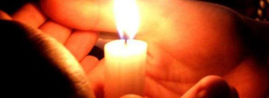 Не забудьте запалити Свічку Пам'яті