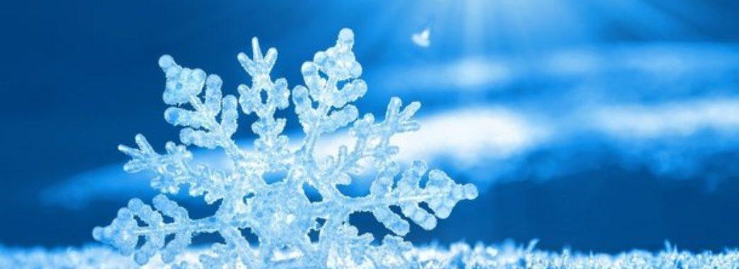 На Львівщину іде мокрий сніг