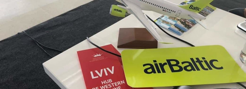 Зі Львова літатимуть літаки у Прибалтику та Скандинавію