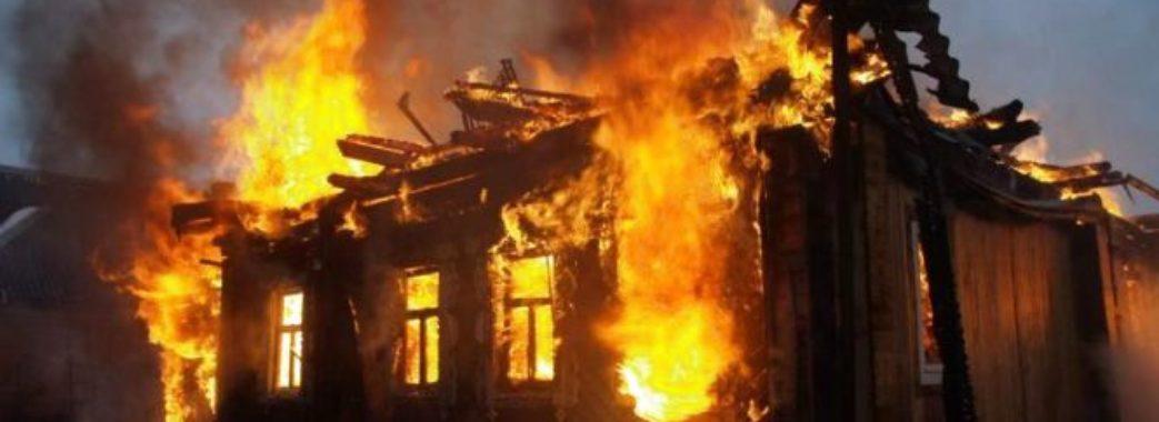 У Мостиському районі внаслідок пожежі загинув чоловік