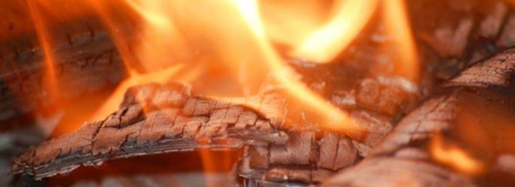 Пожежа на Дрогобиччині забрала життя людини