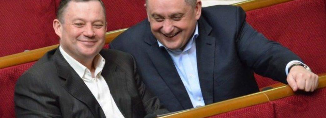 Суд арештував рахунки братів Дубневичів