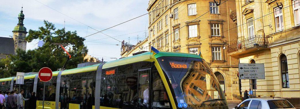 Громадський транспорт Львова збільшився на 180 одиниць