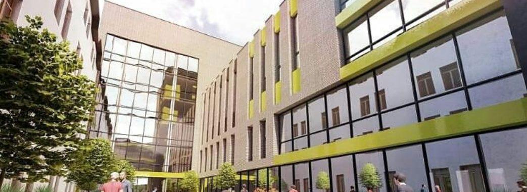 У Львові збудують масштабний ІТ-комплекс