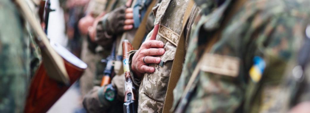 Поранених на Донбасі бійців привезли до Львова