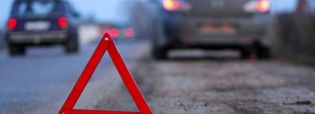 У ДТП на Старосамбірщині постраждало четверо людей