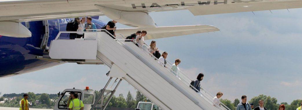 Аеропорт у Львові пильнуватиме патруль з кінологами