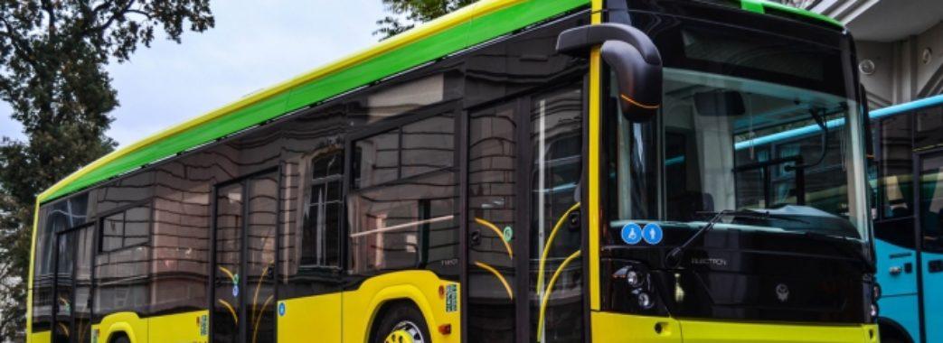 До Винник курсуватимуть великі автобуси