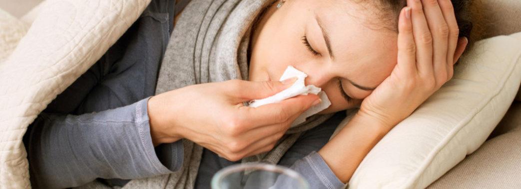 В Україні поширюється грип: як вберегтися