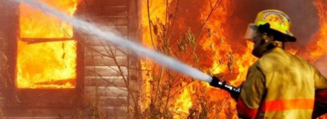 На Львівщині загорілися два будинки за одну добу
