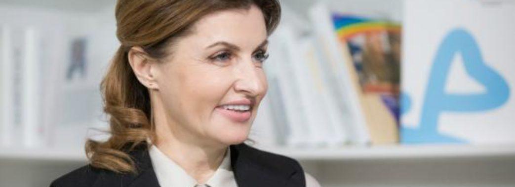 Завтра до Львова приїде Марина Порошенко