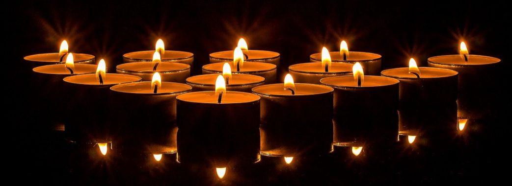 У центрі Львова створять карту України з понад двох тисяч свічок