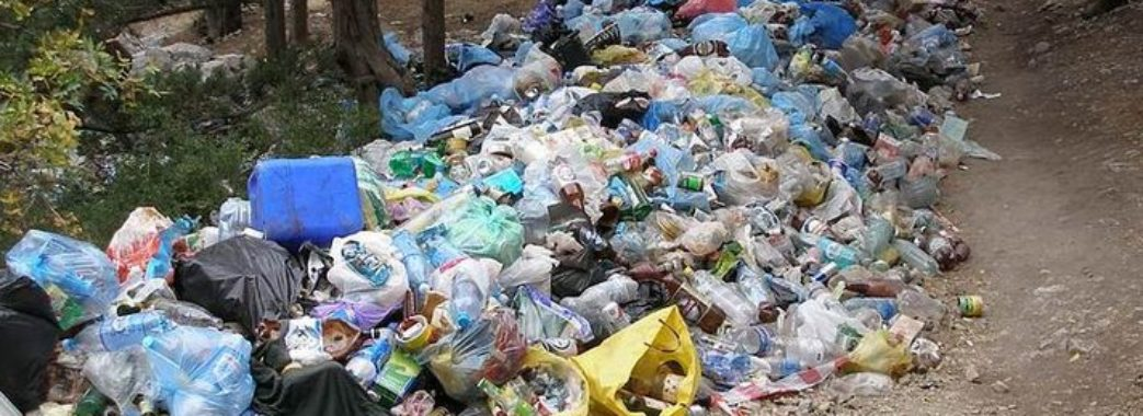 У Городку біля лікарні ліквідували стихійне сміттєзвалище (відео)