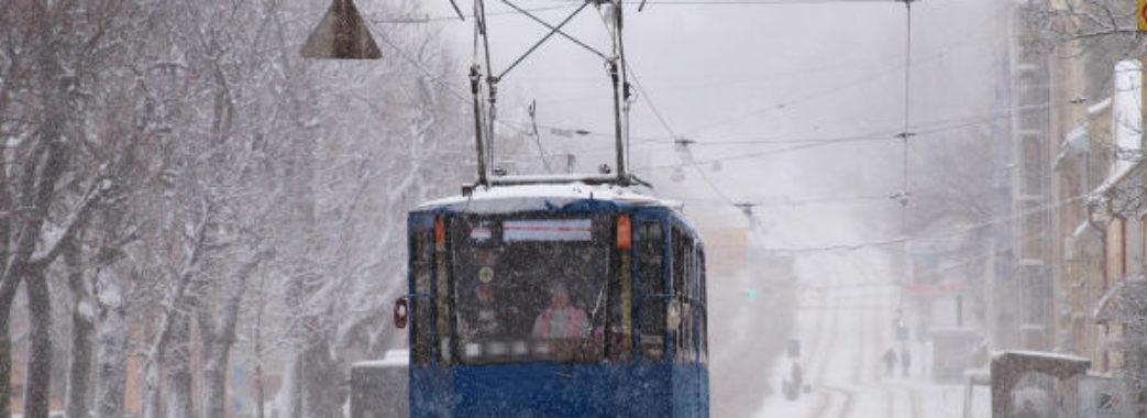 У львівських трамваях та тролейбусах тепер тепло