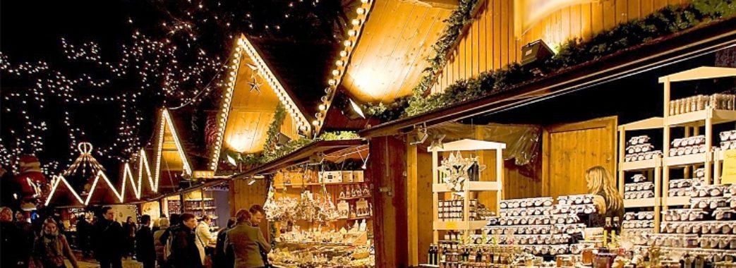 Свята у Льовові: вже монтують різдвяний ярмарок
